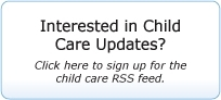 rssfeed - sign up for child care updates